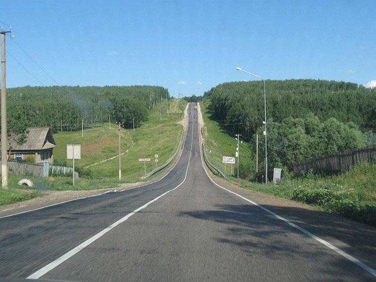 На М5 ограничили скорость до 100 км/ч