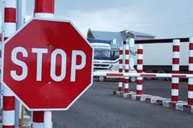 """В пропускном пункте """"Каменный Лог"""" будет ограничено движение транспорта"""