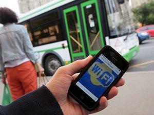 Предоставление бесплатного Wi-Fi в транспорте без документов незаконно