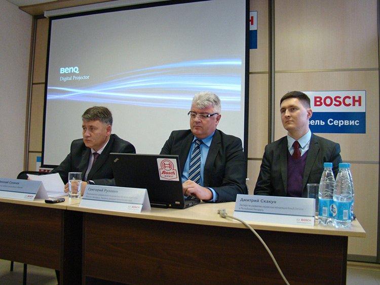 Учебный центр Bosch в Беларуси подвел итоги работы