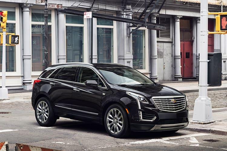 Cadillac представил амбициозный кроссовер