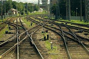 В Гомеле из-за бомжа едва не произошло столкновение поездов