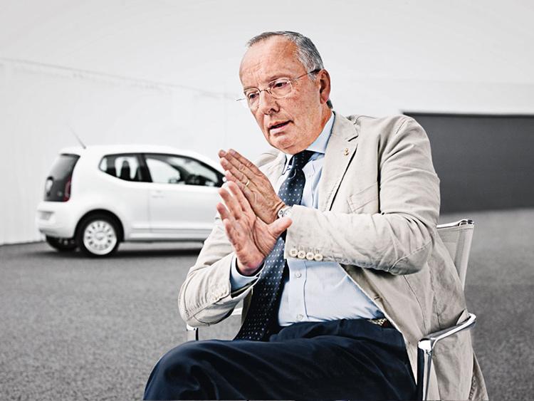 «Фольксваген» останется без Вальтера де Сильвы