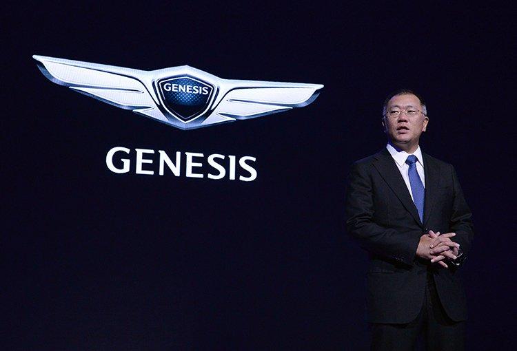У Hyundai появился люксовый бренд
