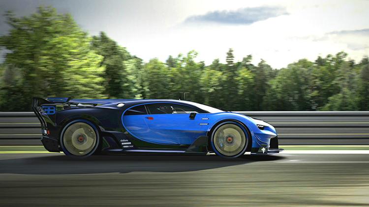 Bugatti Chiron заменит снятую с производства модель Veyron