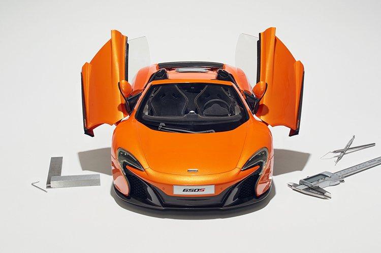 В продаже появились бюджетные McLaren