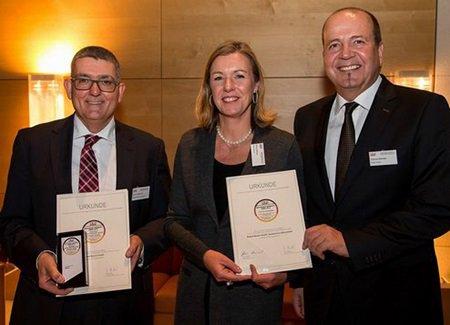Сеть Bosch Car Service заняла первое место в номинации «Независимые автосервисы»