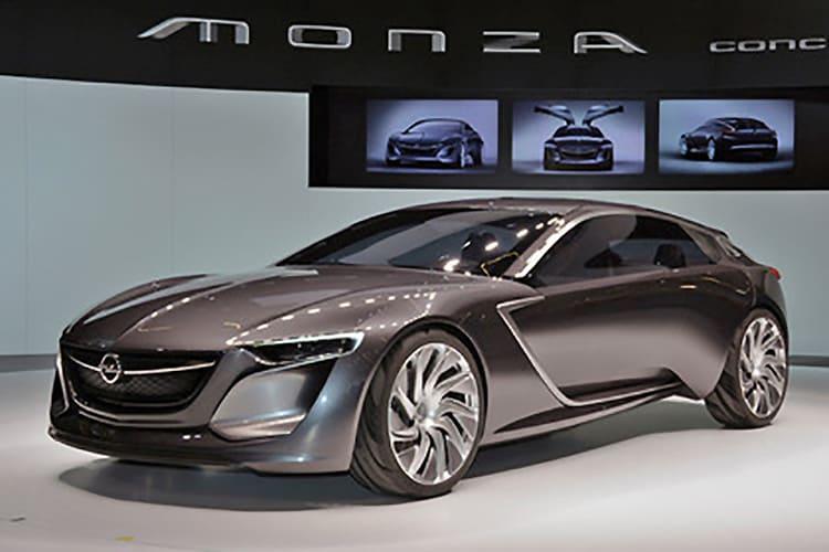 Легендарный Opel GT будет возрожден