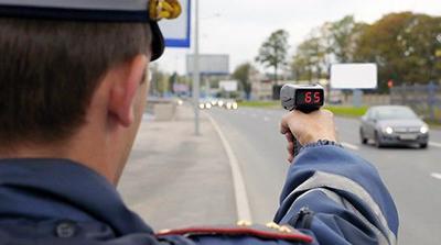 МВД: допустить превышение скорости до 20 км/ч можно только на отдельных участках дорог