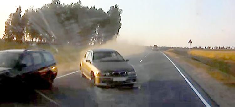 5 лет ограничения свободы получила виновница ДТП с участием машины из кортежа сопровождения