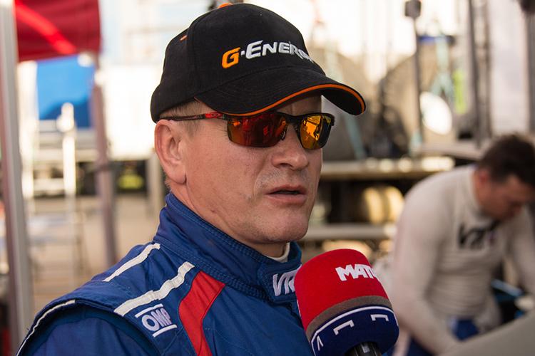 Владимир Васильев, G-Energy Team
