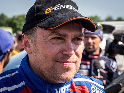 Константин Жильцов (штурман), G-Energy Team