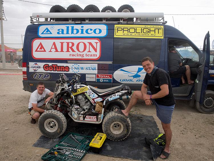 Сергей Карякин, Airon Racing Team