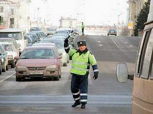 29 января ГАИ проведет единый день безопасности дорожного движения
