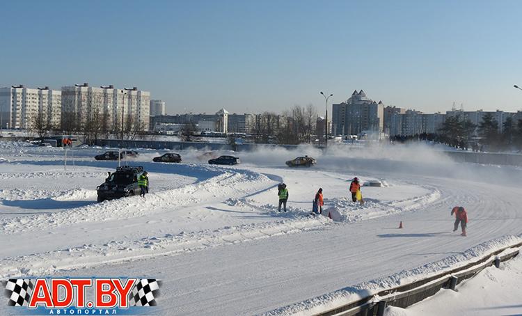 Горячий лед. Кубок «Бош» по трековым гонкам - 17.01.16 г.