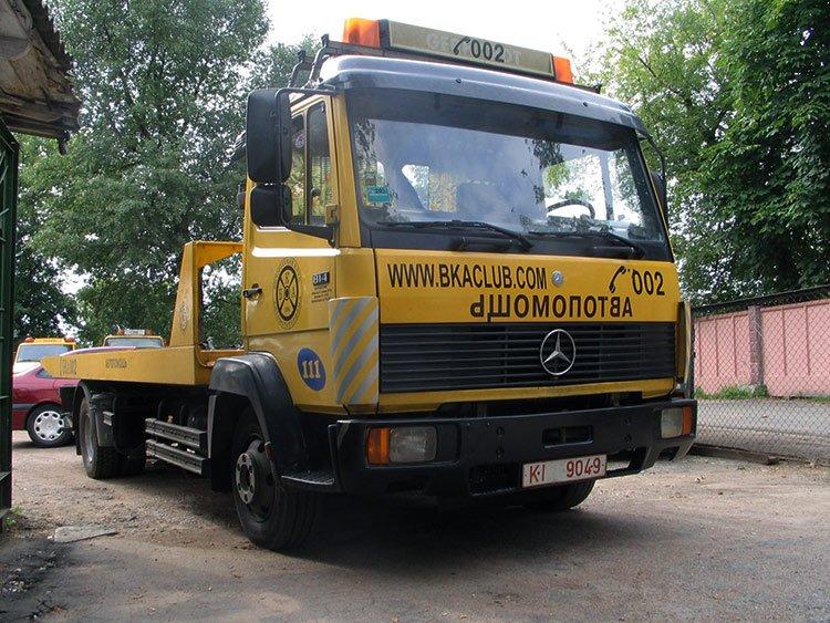 Mercedes-814