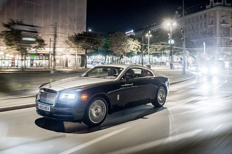 Второй год подряд Rolls-Royce фиксирует рекордные результаты продаж в России