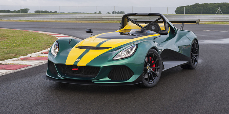Самый быстрый Lotus поступил в продажу