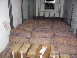 Ошмянские таможенники пресекли незаконный вывоз табачной продукции на 375 млн
