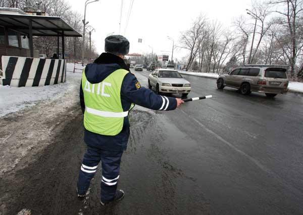 МВД предлагает обходиться без штрафа, если превышение скорости не более 20 км/ч