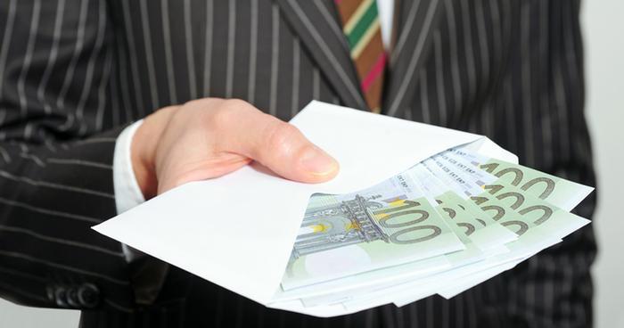 Гражданин Беларуси предложил взятку литовской полиции