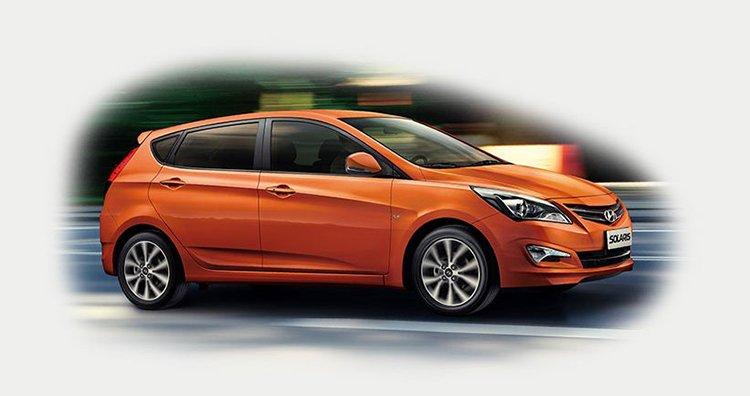 Hyundai снимает с конвейера петербургского завода хэтчбек Solaris