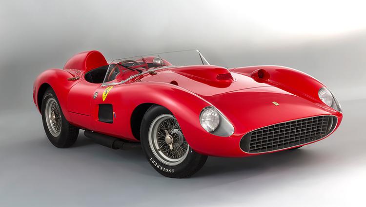 Раритетный Ferrari ушел с молотка за десятки миллионов долларов