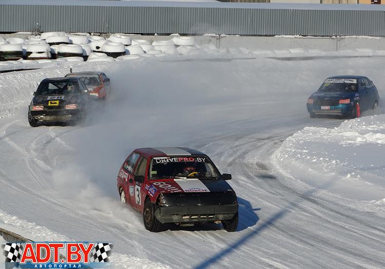 Перенос трековых гонок на 21 февраля