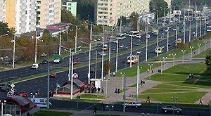На ул. Притыцкого в Минске появится разделительное ограждение