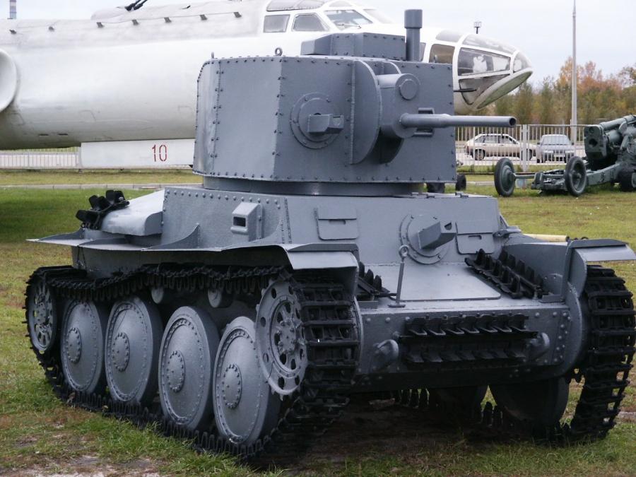 Pz.Kpfw.38 в Тольятти