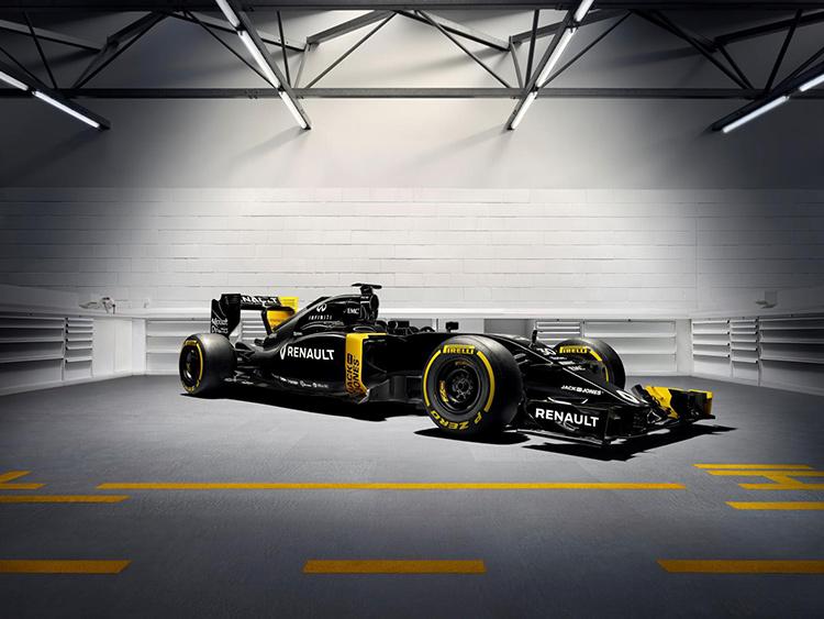 """Новости """"Формулы-1"""". Renault срывает покрывало первой"""