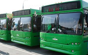 Отменяется работа автобусного маршрута № 167