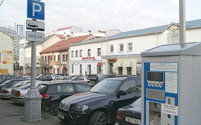 Андрей Шорец: проблемы есть с водителями, а не со столичными парковками