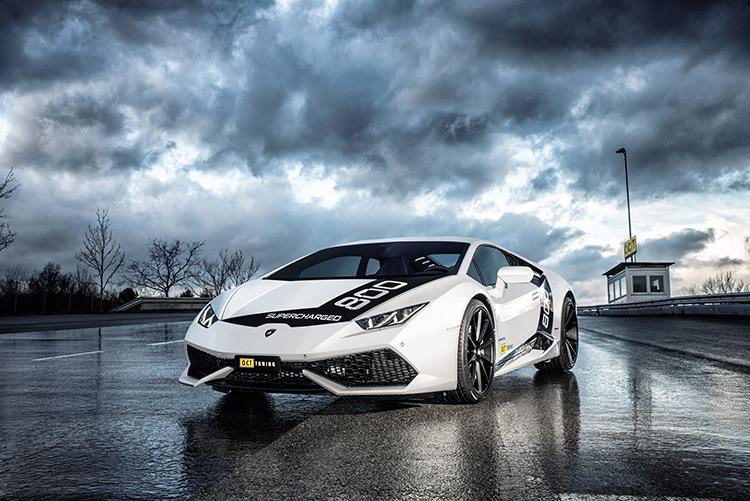 Тюнеры вывели Lamborghini Huracan в число быстрейших автомобилей мира