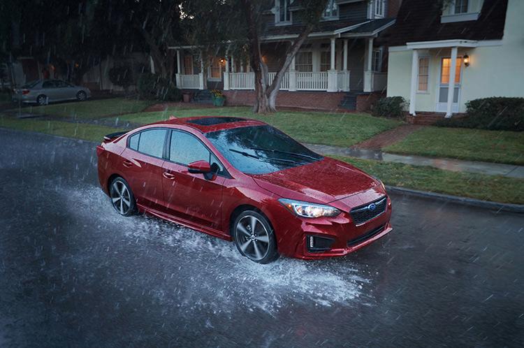 Subaru перезагрузил «Импрезу»