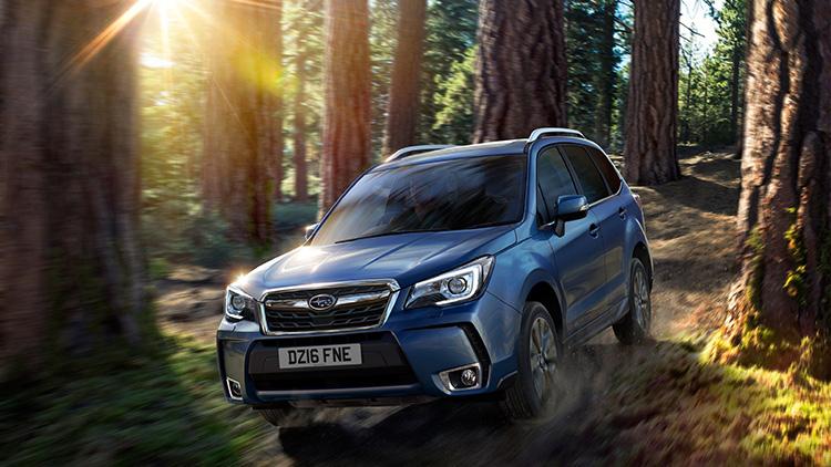 Первыми в Европе обновленный Subaru Forester получат англичане