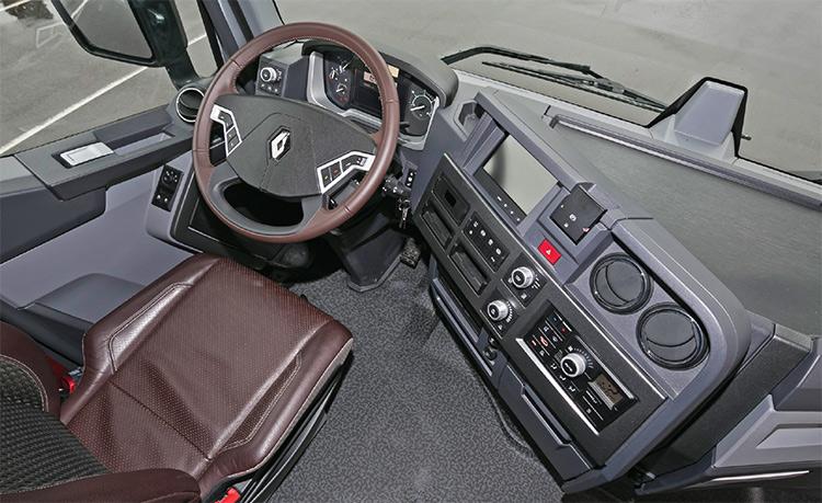 Renault Range T High Sleeper