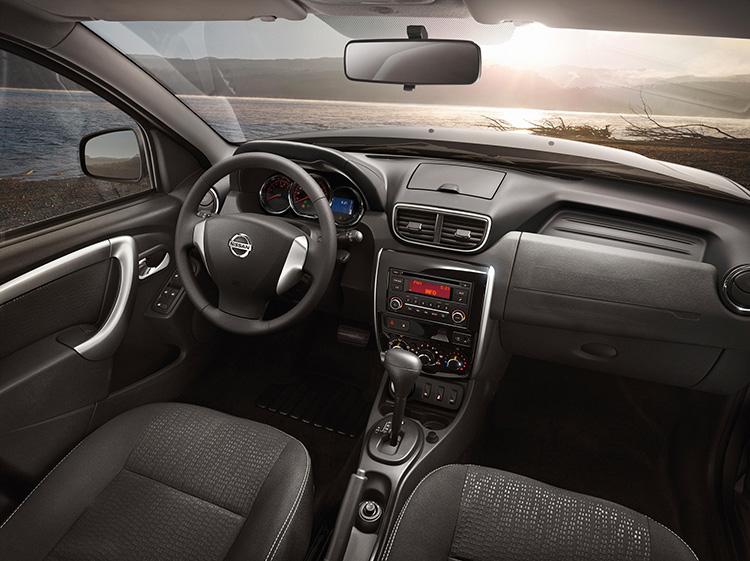 Nissan Terrano дождался обновления