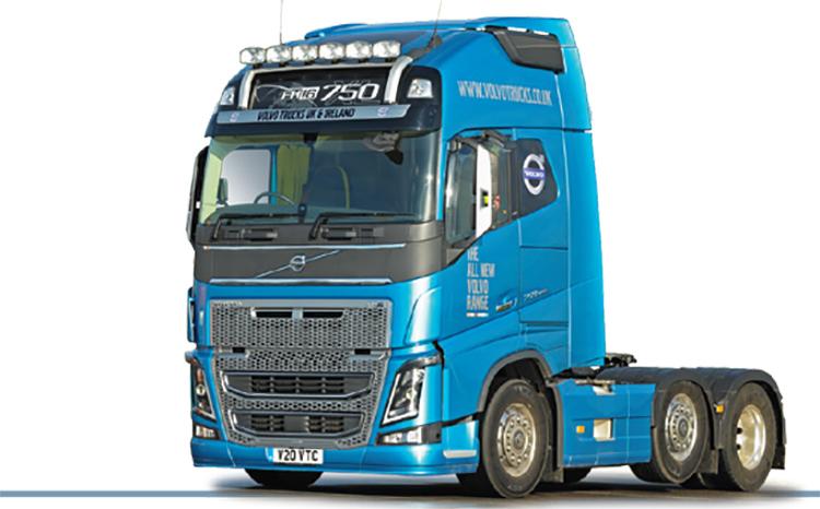 Volvo FH16 GlobetrotterXXL