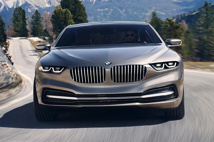 У BMW будет свой «Майбах»