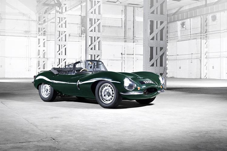 Компания Jaguar Land Rover воссоздаст легендарный Jaguar XKSS