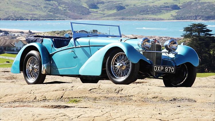 Bugatti 57SC Sports Tourer 1937 года продали за 10 миллионов долларов