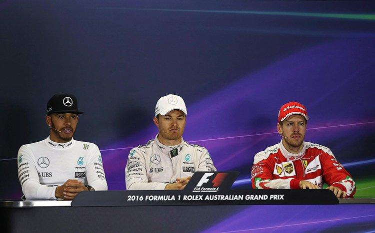 """""""Формула-1"""". Гран-при Австралии. Неожиданный дубль Mercedes"""