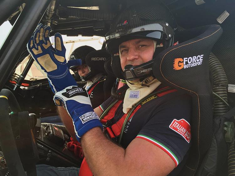 Андрей Рудской, Авто, New Generation Racing Team
