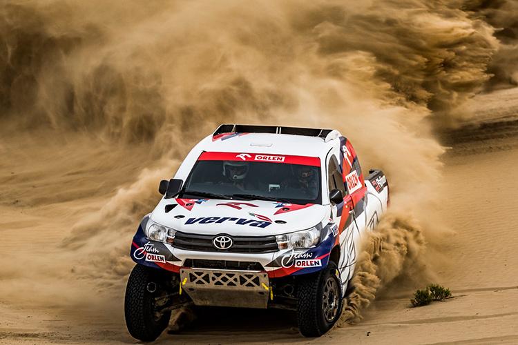 Жан-Марк Фортин, Авто, Overdrive Racing
