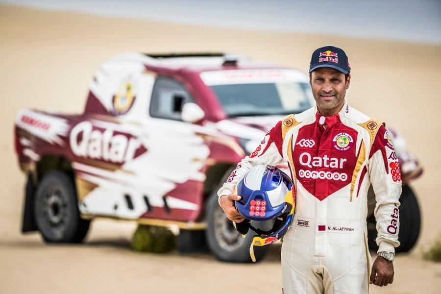Нассер Аль-Аттия, Авто, Overdrive Racing