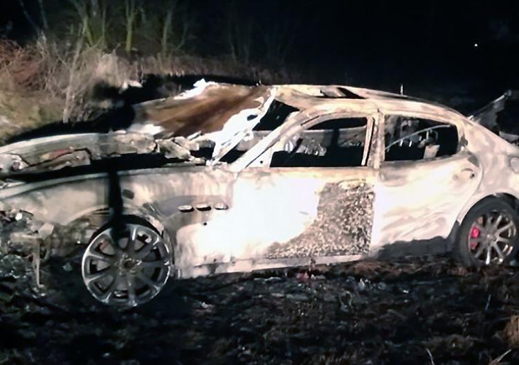 Хозяина уничтоженной Maserati подозревают в обмане