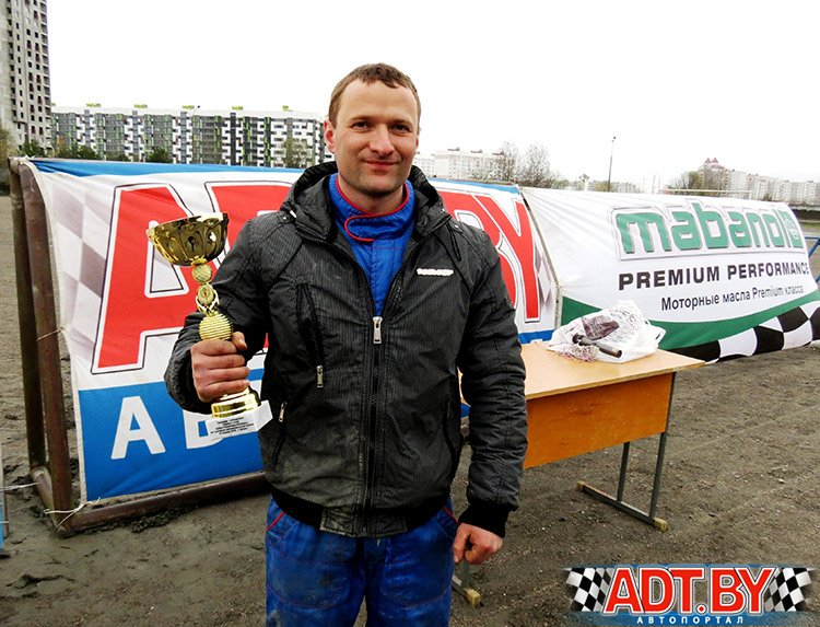 Кубок Беларуси 2016 по трековым гонкам