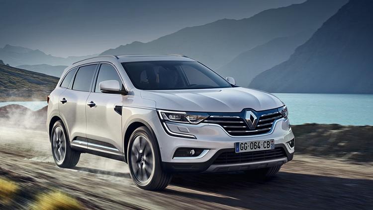 Renault Koleos вышел на новый уровень