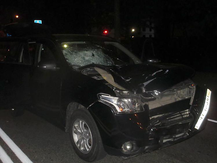 В Гомеле Mitsubishi насмерть сбил двух женщин на переходе